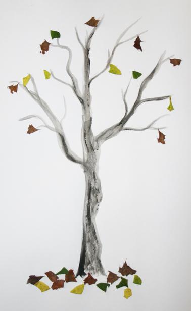 Maak jouw Herfstboom
