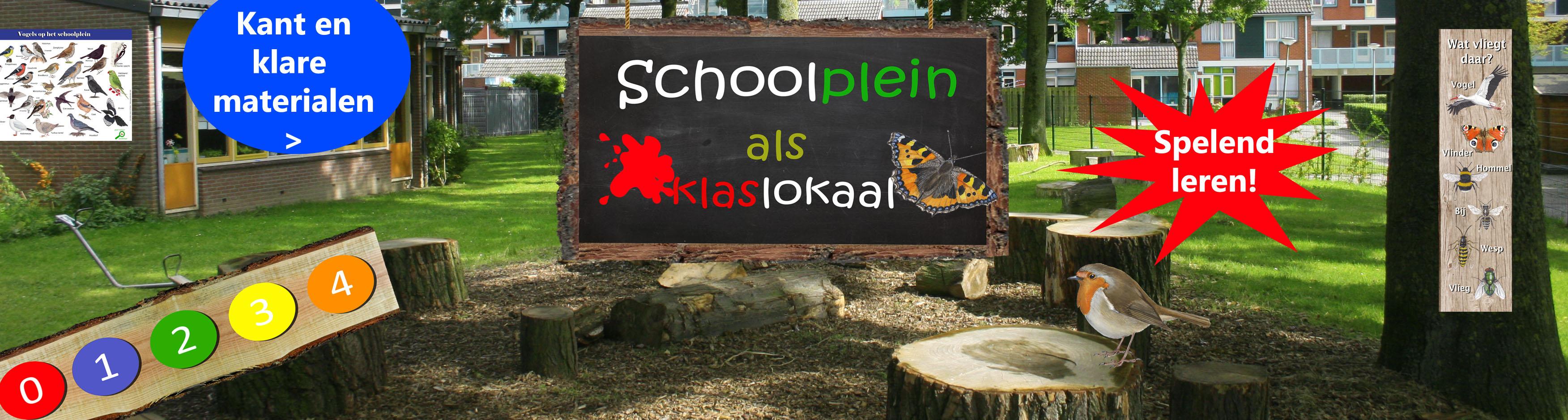 Schoolplein als klaslokaal-1