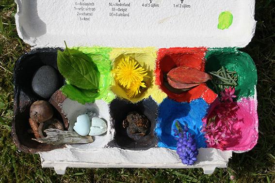 Kleurzoeken